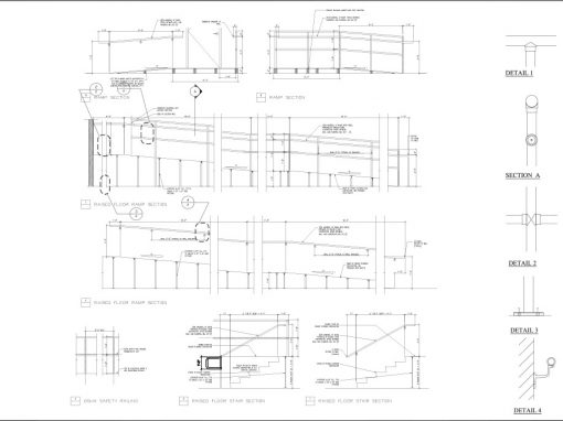 Commercial Shop Drawings