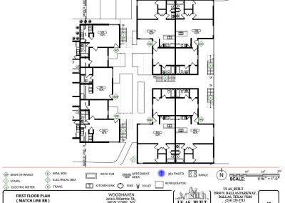 Apartment SITE PLAN-7