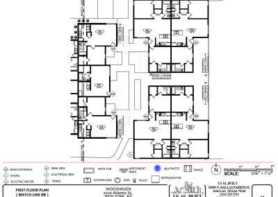 Apartment SITE PLAN-7